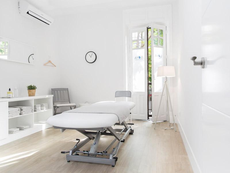 Clínica Fisioterapia Goya - Madrid Centro