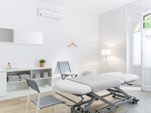 Centro Fisioterapia - Barrio Salamanca